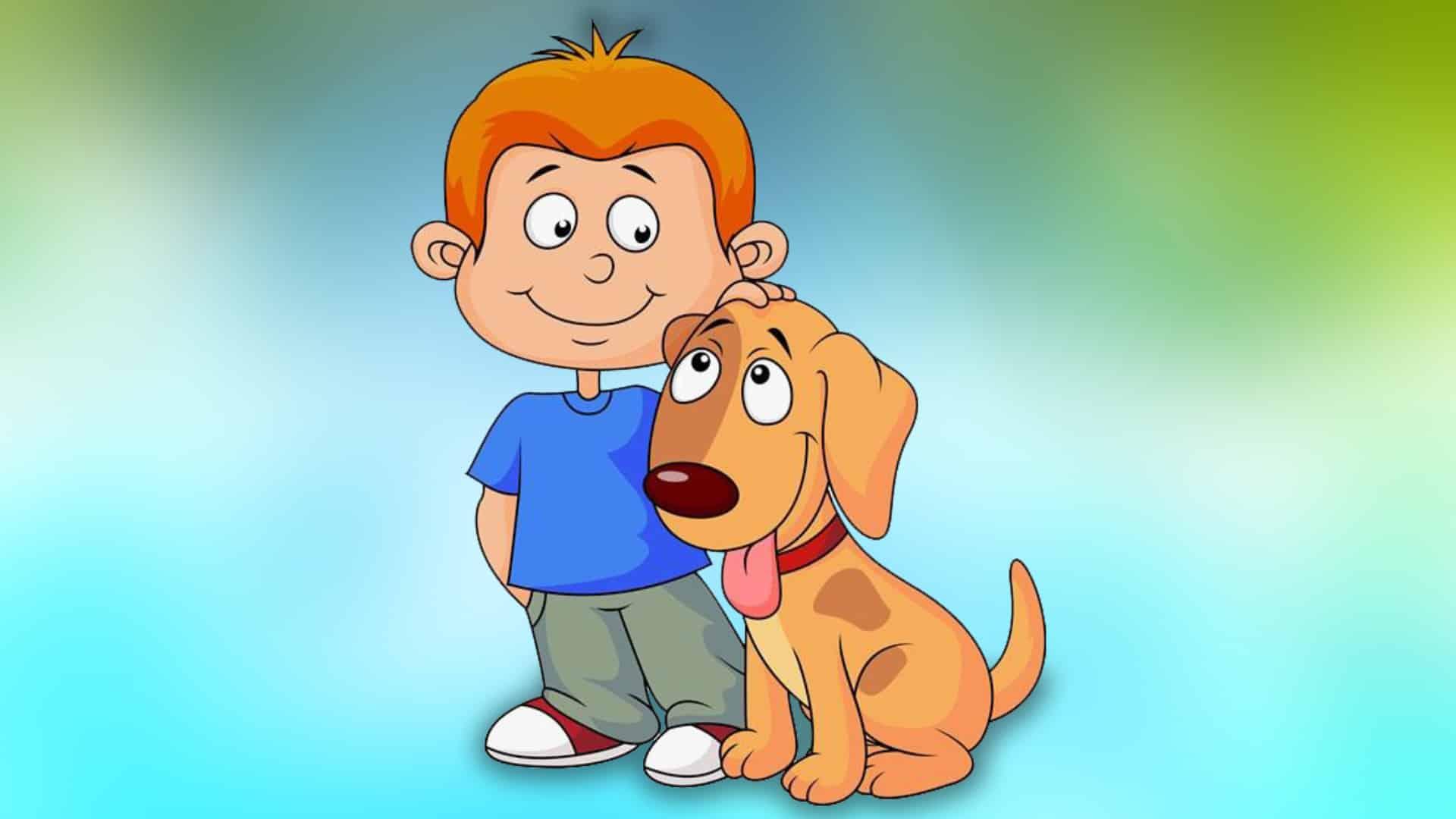 El Pobre Perro Vagabundo Audio Cuentos Infantiles