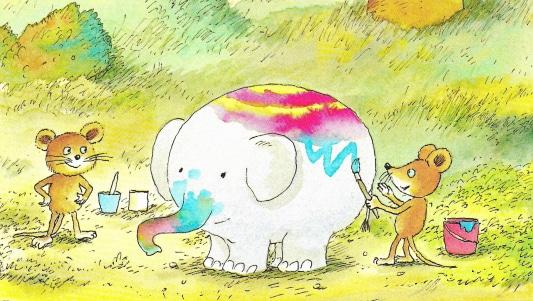 chiquitín el elefante